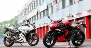 Ninja RR 150cc dan Ninja RR Mono