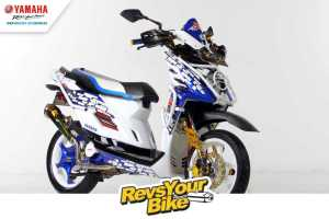 Pemenang Favorit Revs Your Bike Dynamic and Sporty X-Ride