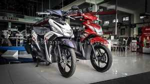 Yamaha Mio M3 vs Honda Beat