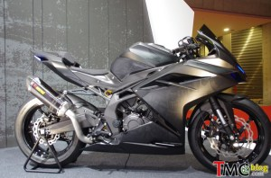 Konsep Honda CBR250RR
