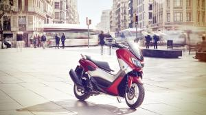 Yamaha Nmax 125 Red