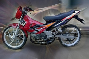 Satria R 120 Body FU