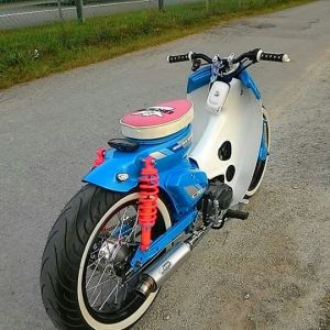 Street Cub Honda