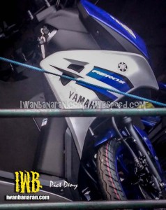 Yamaha Aerox IWB