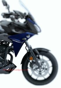 Teaser Yamaha MT 25 Tracer